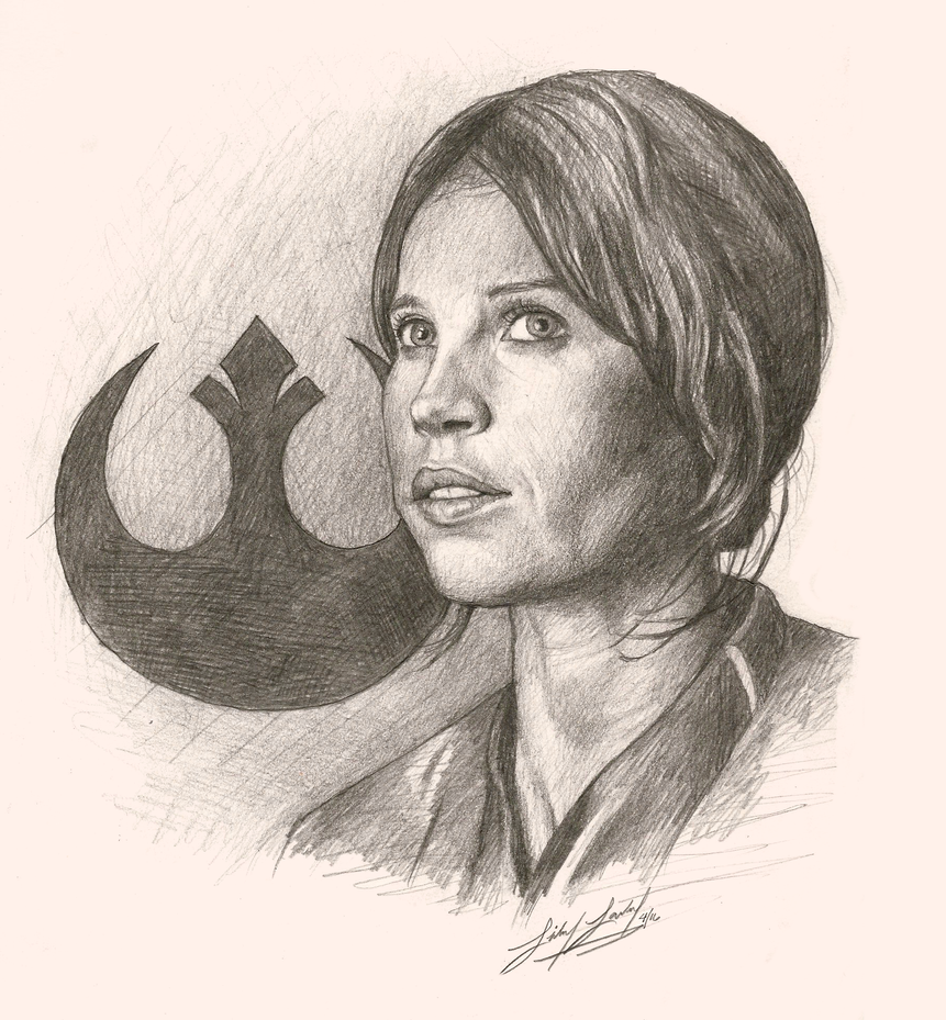 Star Wars: Rogue One by friedChicken365