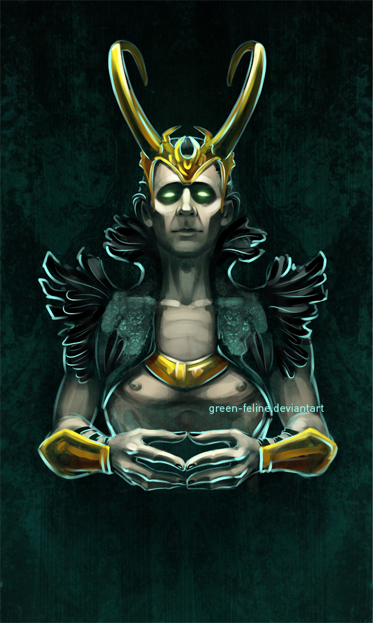 The Dark Queen by green-feline