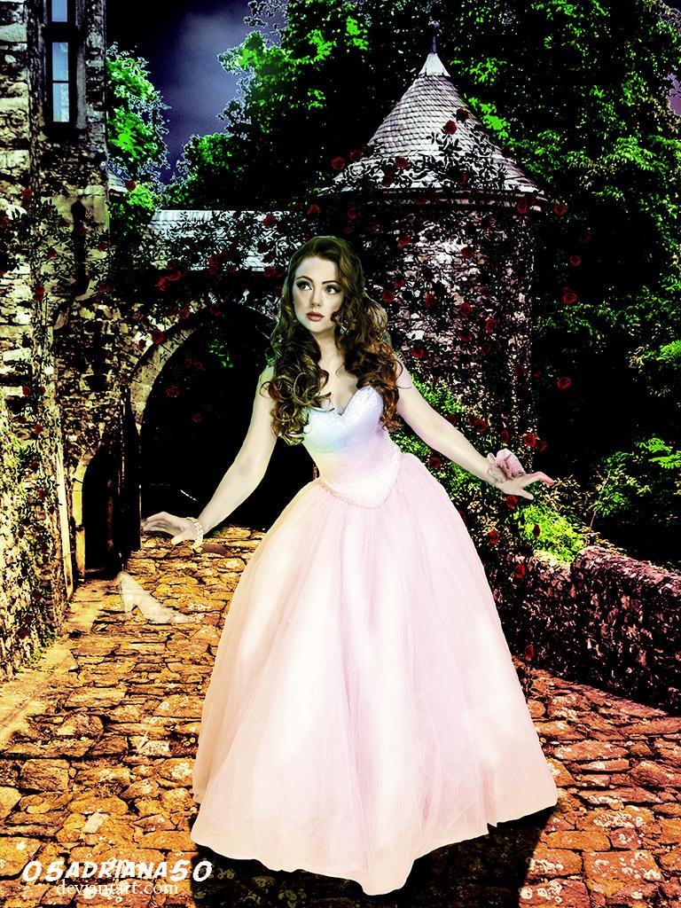 Cinderella Runs Home