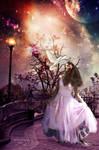 Pink Dress by 05-A-D-R-I-A-N-A-50