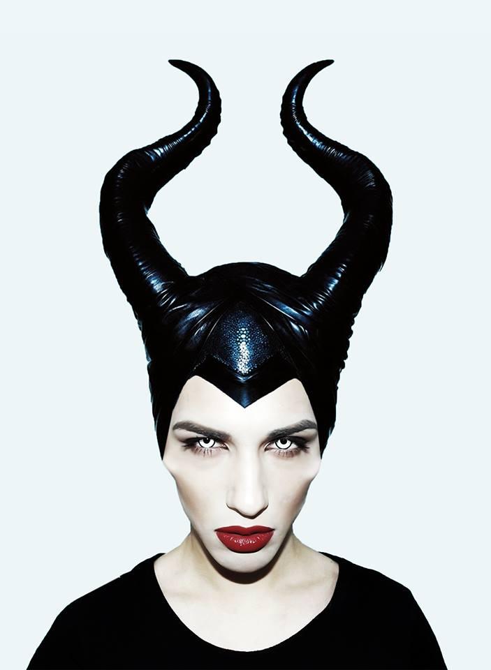 She-Maleficent by AsphyxSynth