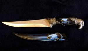 Eagle Knife Stock