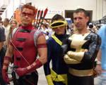 Red Arrow Cyclops Black Adam