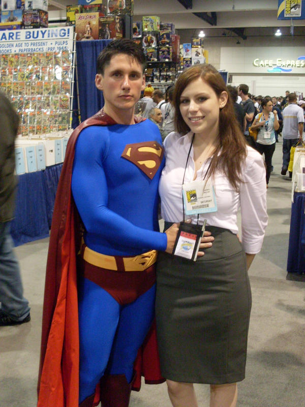 Superman and Lois Lane by mjac1971 ...  sc 1 st  DeviantArt & Superman and Lois Lane by mjac1971 on DeviantArt