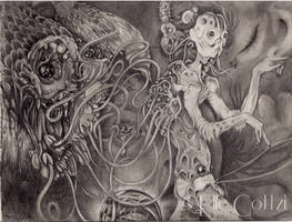 'Messenger' by ellegottzi
