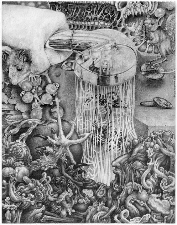 Witches Brew by ellegottzi