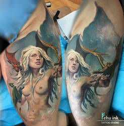 khaleesi tribute