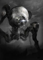 Robot by SimonDubuc