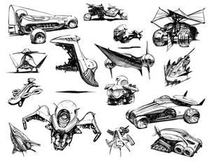 Vehicle designs
