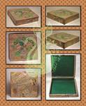 Tolkien Box by MyntKat