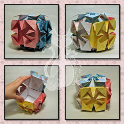 Origami Box by MyntKat