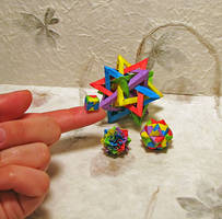 Mini Origami by MyntKat