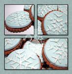 Cinnamon Snowflakes by MyntKat