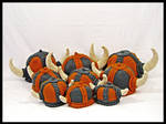 Viking Hat Crochet Pattern