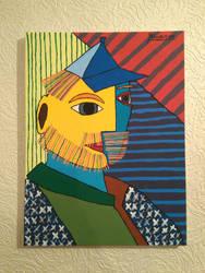 Jim Beaver by Picasso by MyntKat