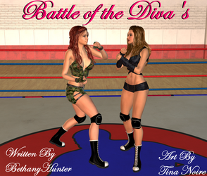 Battle of the Diva's - Part 1 Cover by TNoire