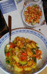 Vadouvan Shrimp and Sweet Chili Sauce by TNoire