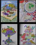 Coloring Fun!! by NoireComicsStudio