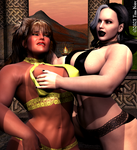 Raging Housewives 23 - Night vs Day! by NoireComicsStudio