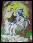 Death Rides a Horse! by NoireComicsStudio