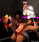 Raging Housewives - 27! - Club LUSH! by NoireComicsStudio