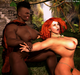Raging Housewives - 29 - Jungle Rage! by NoireComicsStudio