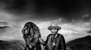 Tibet 5000 meters above by demi2004