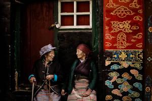 Lhasa Tibet by demi2004