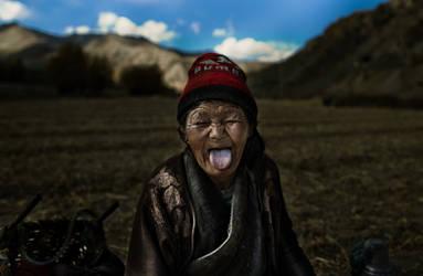 Emotional :: Tibet by demi2004