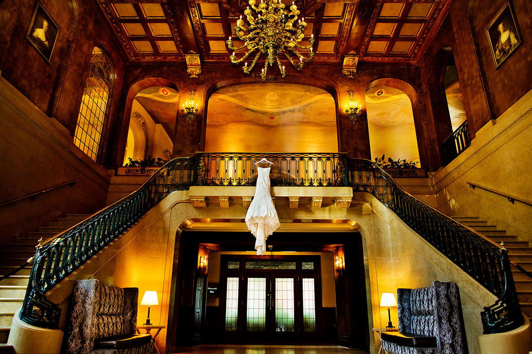 Le Chateau Frontenac Wedding, Old Quebec City by demi2004