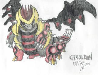 Giroudon by Steelia
