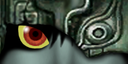 The Eyes of Midna by Steelia