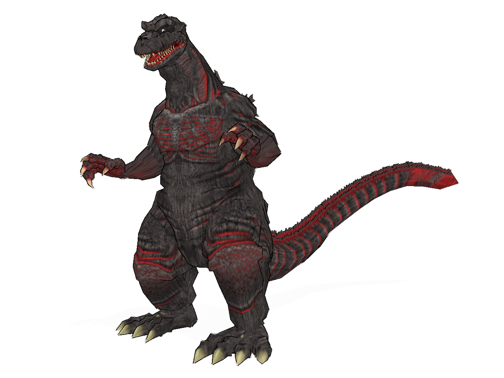 Shin Godzilla :: GU ReTex By Steelia On DeviantArt