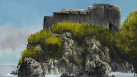 The Red Keep   Fort Lovrijenac Dubrovnik