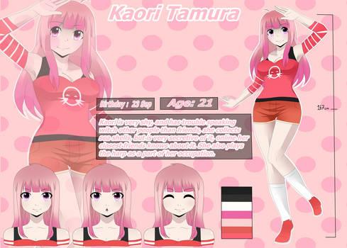 || Commission  # 4 || Kaori Tamura Reference