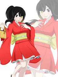 Linx Eutsuki Version Edoras by LadyCreepasta666