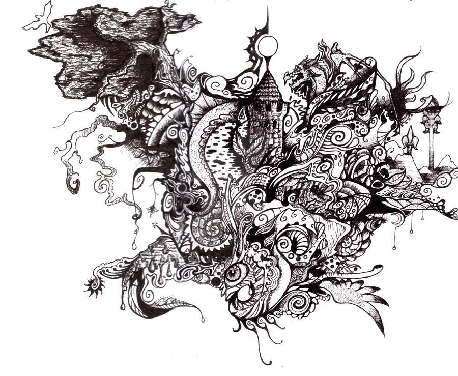 Doodle by AEStenton