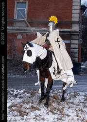 Teutonic Knight Img. 009 by Reconstruction-Stock