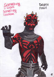 Darth Maul's Force by Giorgia99