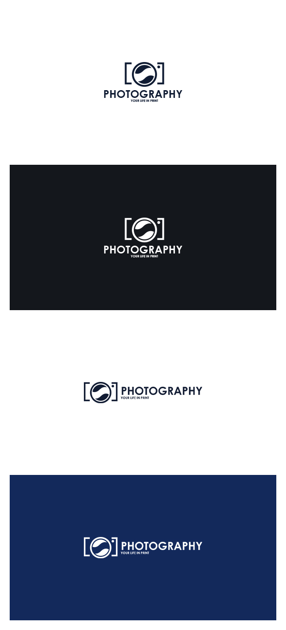 Photography Logo by AlinDesign