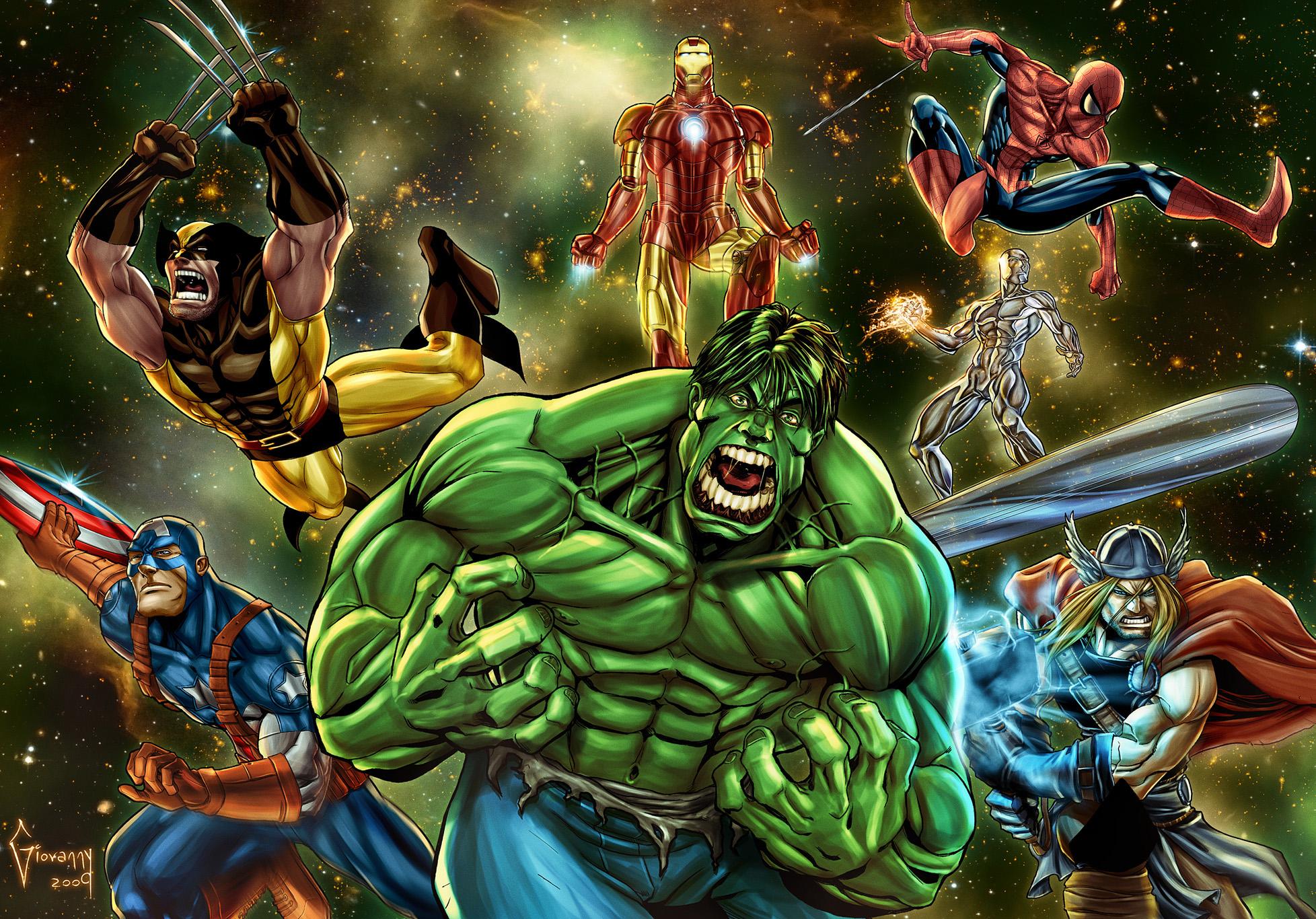 Dunia Anak Aneh: Alasan Super HEROES Nggak Mau Nongol di ...