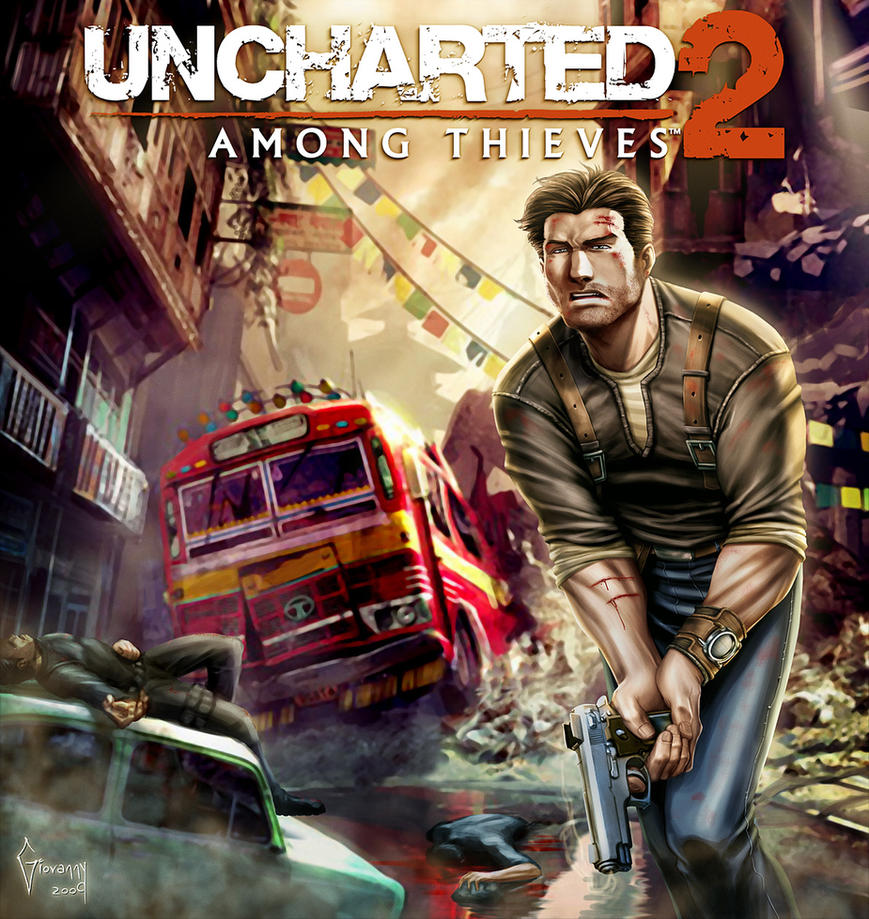 Uncharted Wallpaper: Uncharted 2 By Matelandia On DeviantArt