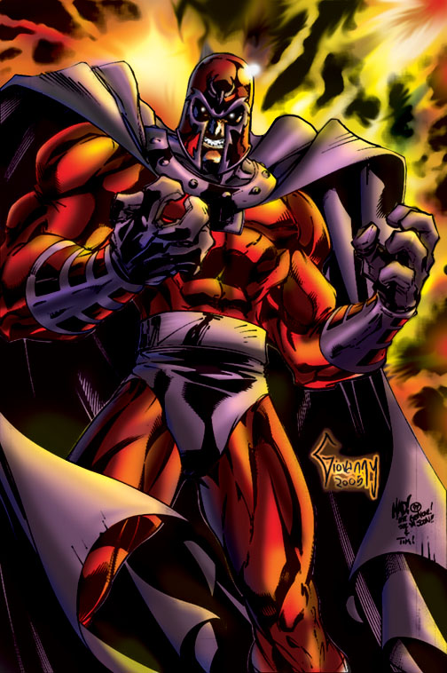 Magneto color by Matelandia