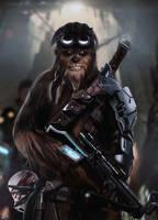 Wookie by peter83