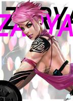 Zarya-power by peter83