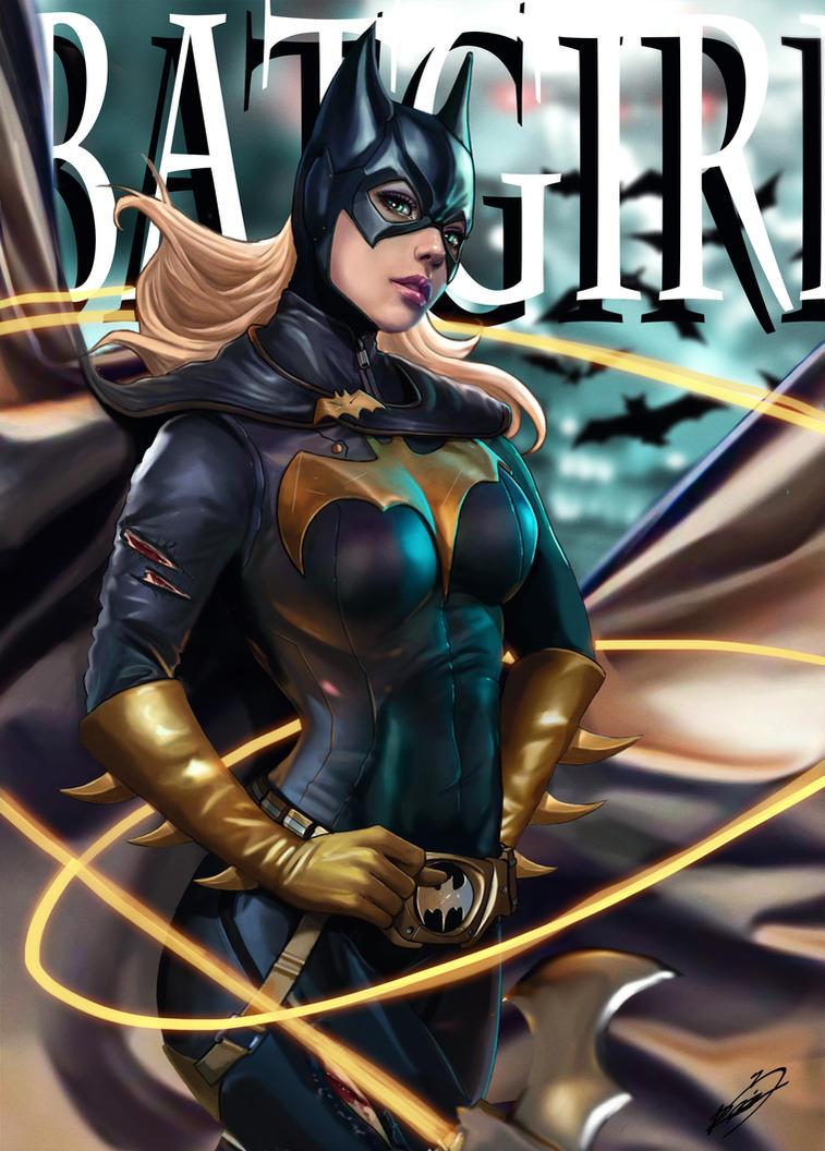 Batgirl by peter83