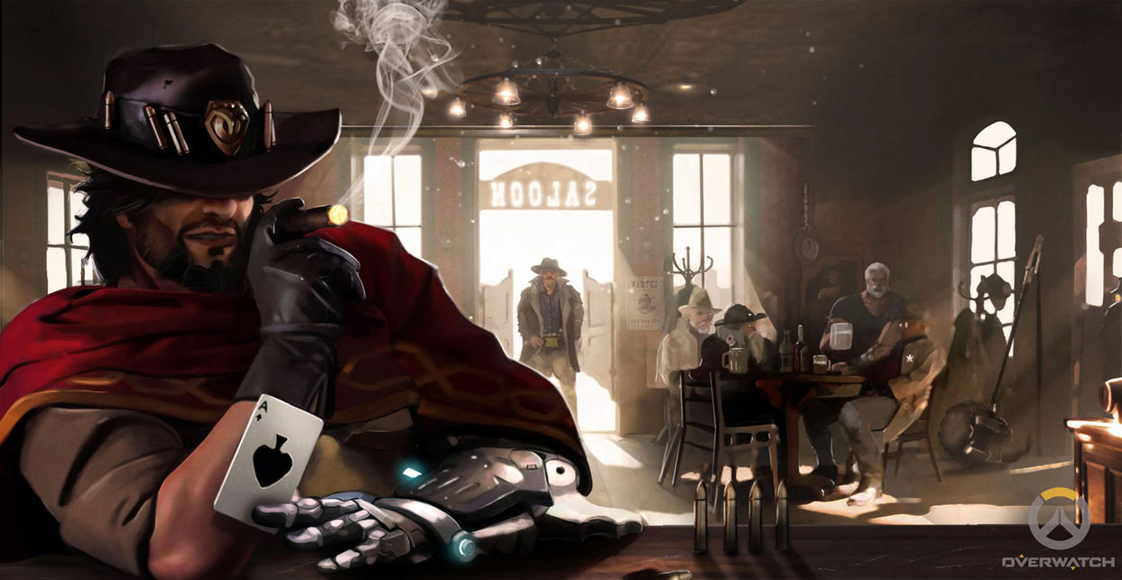 MCCREE by peter83