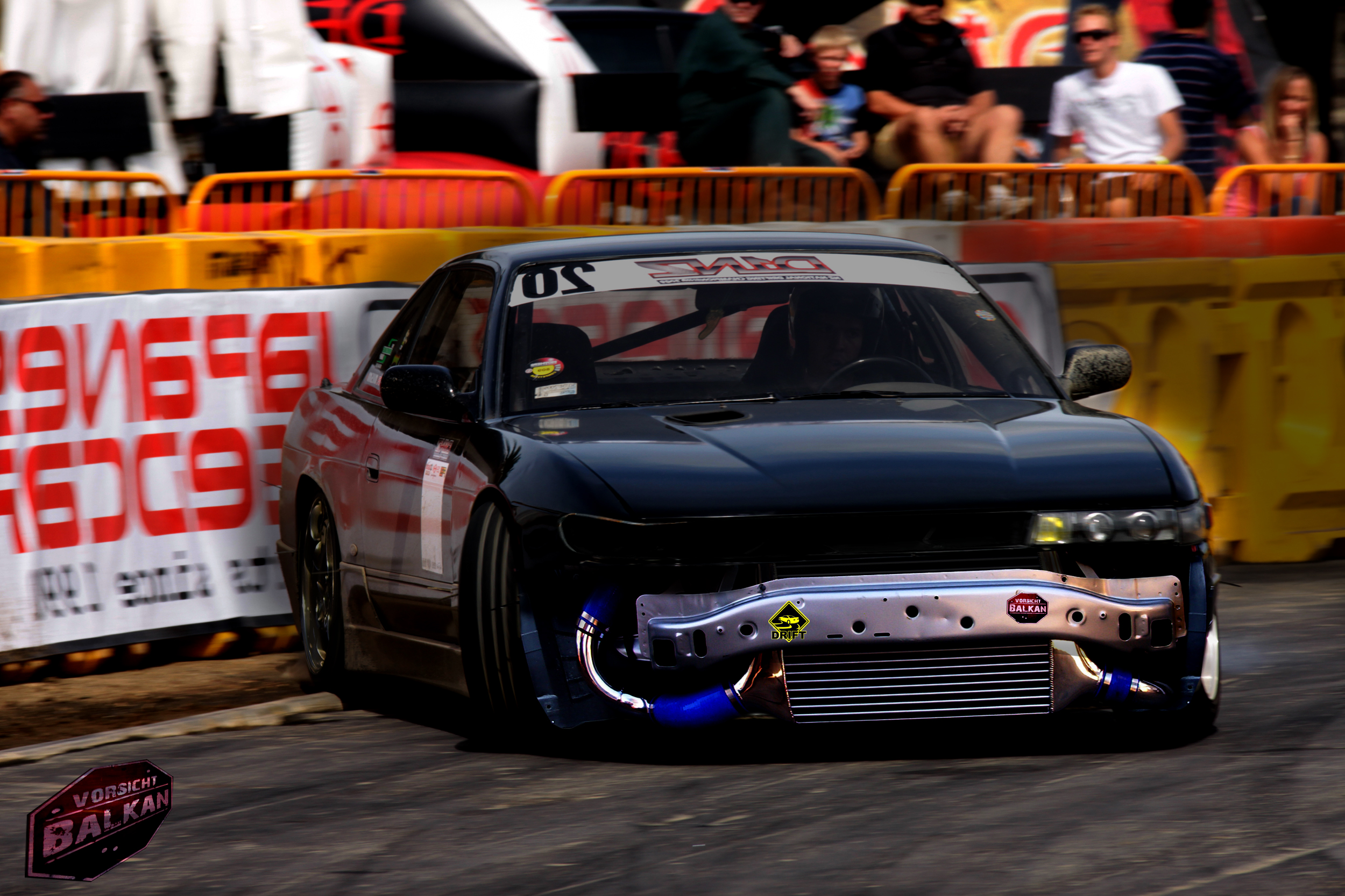 Nissan Silvia Drifting