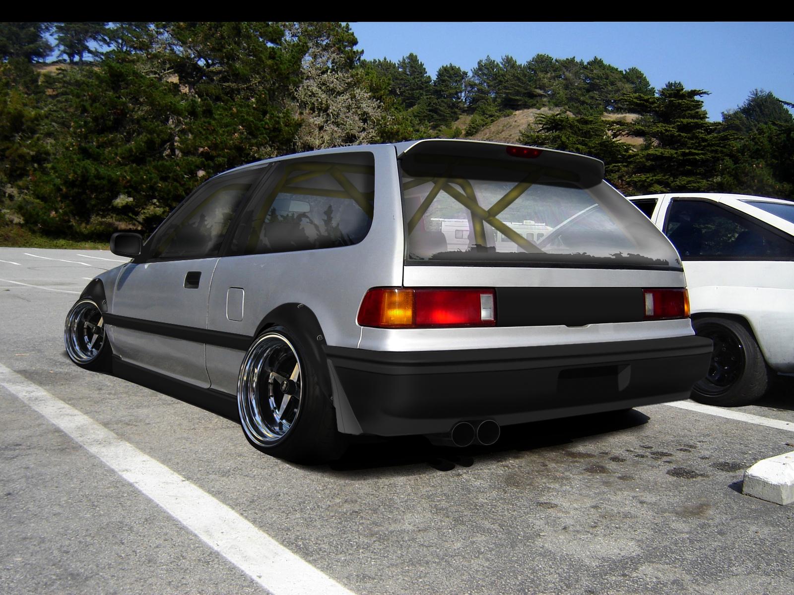 Honda Civic by DopeCreation by DopeCreation on DeviantArt