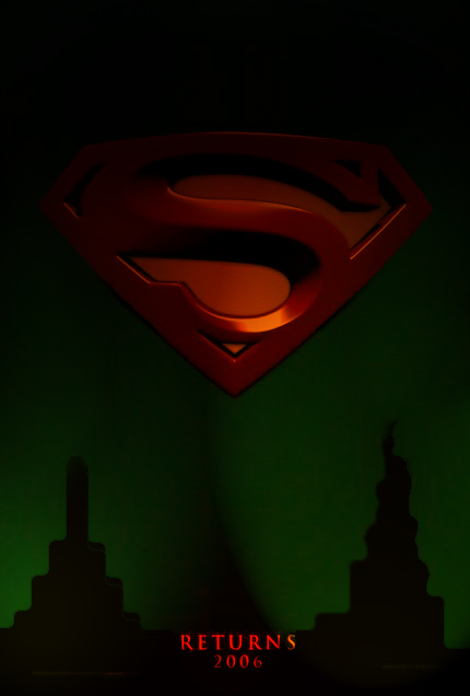 Superman Returns... by Mareo-and-Anime